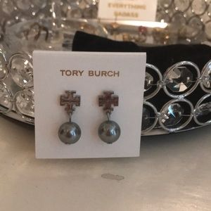Tory Burch Peal Drop Earrings